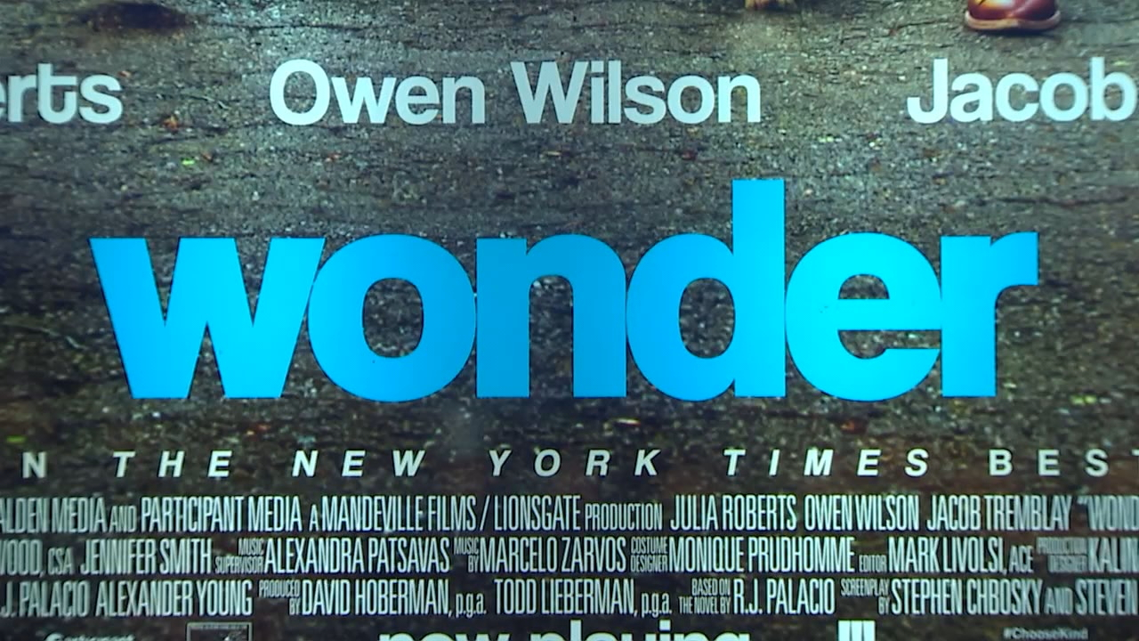 'It shows people actually care': 'Wonder' movie has extra