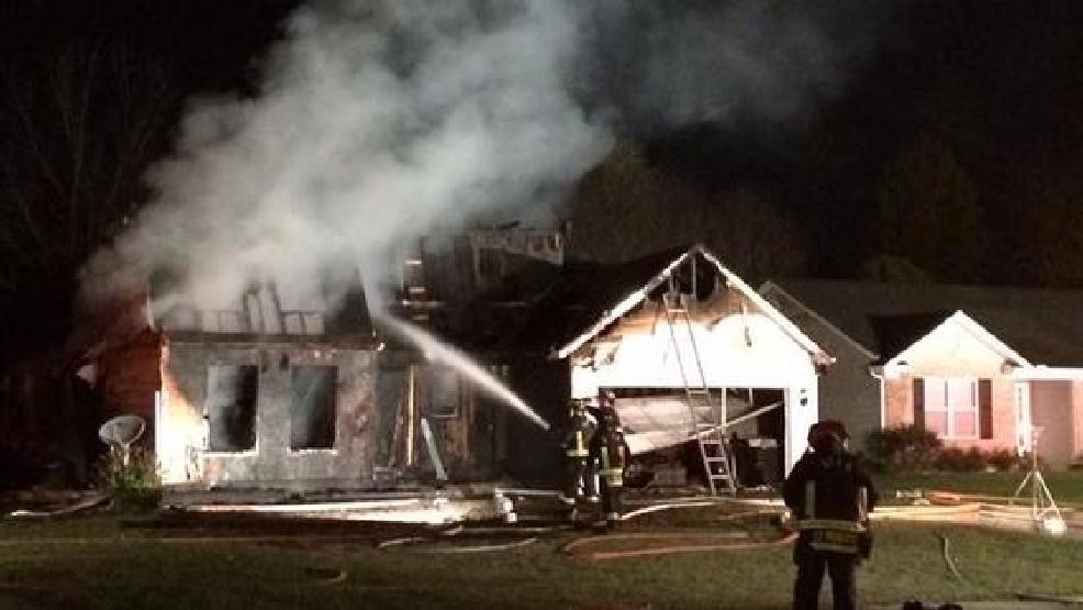 Fire guts home in Goshen Township | WKRC