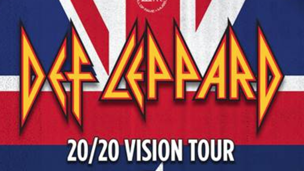 Def Leppard with ZZ Top expected to come to Salt Lake City