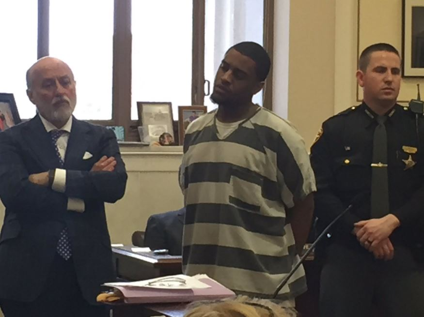 Two men accused of killing a pre-med student in Bond Hill in April 2016 accepted plea deals Monday. (TR Gormley, WKRC)