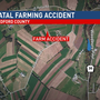 Teen killed in farming accident in Bedford County