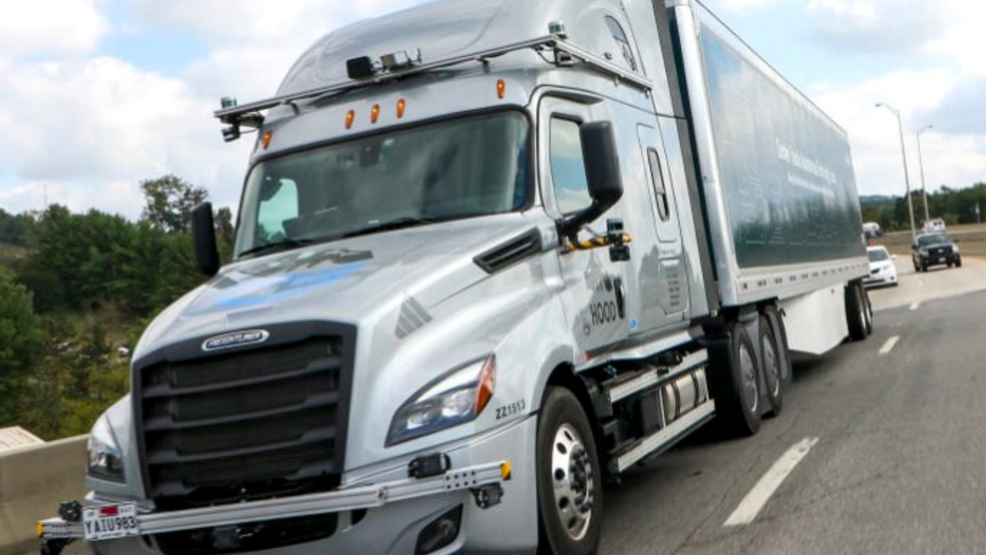 Daimler Trucks, Torc Robotics to begin testing self-driving