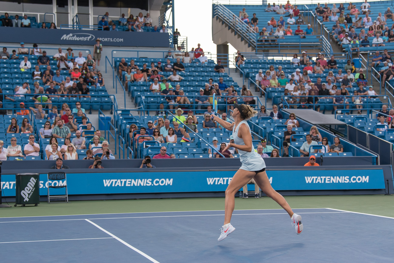 Maria Sharapova / Image: Mike Menke{ }// Published: 8.14.19