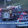 Providence man arrested for DUI that caused roll-over on I-95 South