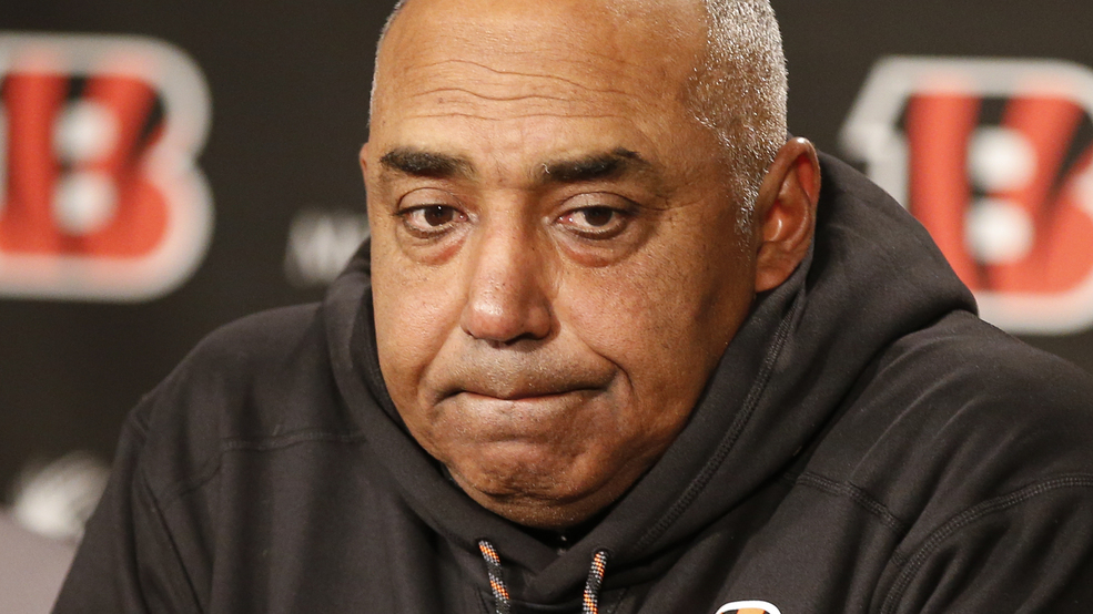 report marvin lewis out as head coach of bengals wkrc