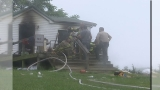 Morning fire damages Adair County home