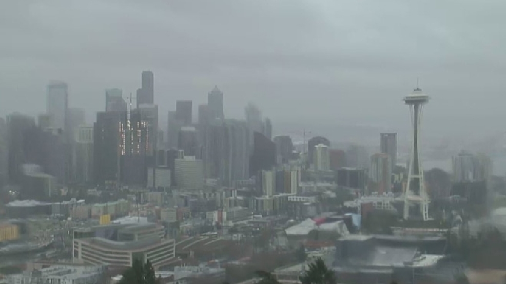 Drought-stricken 2015 now above normal for rainfall in Seattle