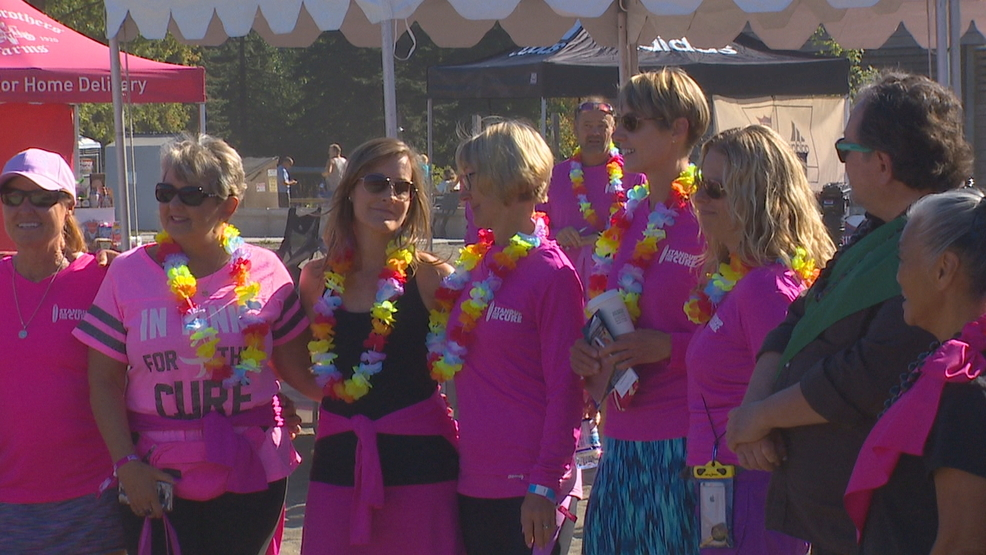 WATCH: 'Mammovan' to offer breast cancer screenings at Standup for the Cure