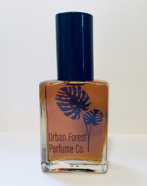 Bootlegger Perfume from Urban Forest Perfume Co. // Price $85 // Buy online or in store // https://www.urbanforestperfumeco.com // (Image: Courtesy Urban Forest Perfume Co.)
