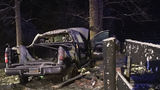 Two people killed after truck flip, strikes tree Spring Valley Township