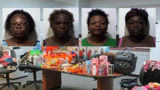 Deputies arrest 4 Kentucky women accused of shoplifting $5K in merchandise