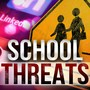 Students charged after threats of school violence