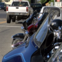 Old Guard Riders fundraise for veteran barbecue
