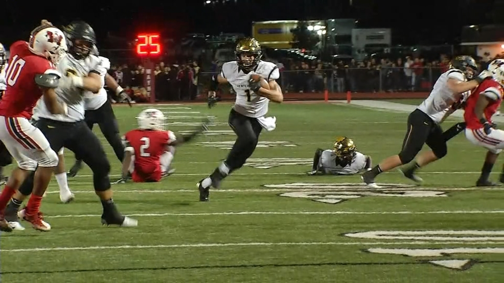 Centerville tops arch-rival Wayne 39-22