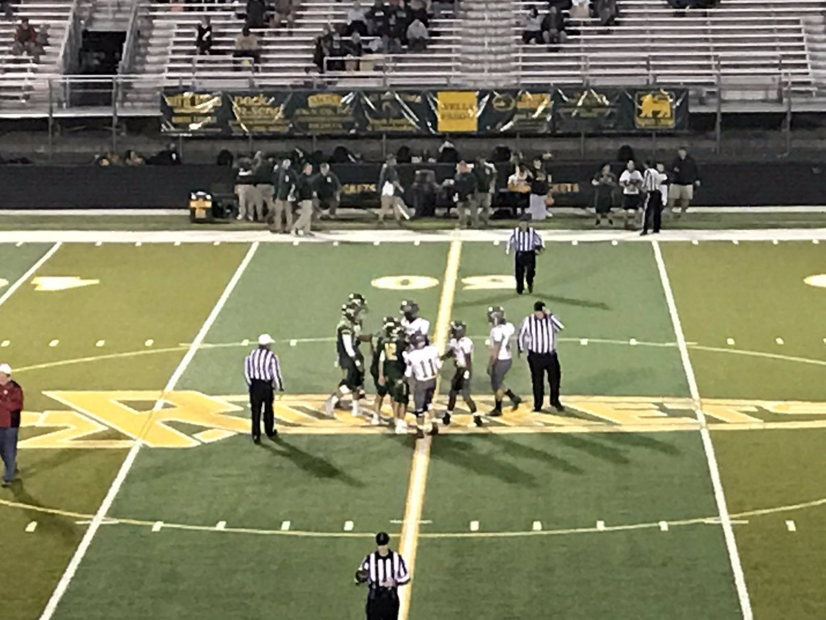 Central Cabarrus vs Reynolds, 11-18-16 Photo credit: @ACR_Football