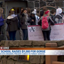 Middle school class raises $9,000 for Eagle Creek Fire recovery