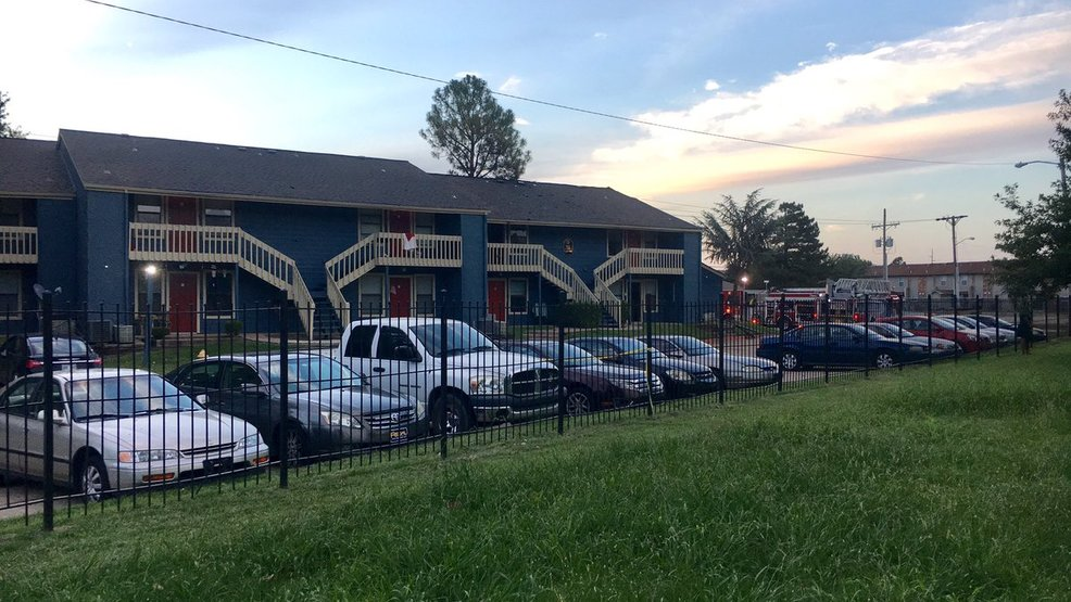 Baby Dies After Fire At South Tulsa Apartment Complex Multiple Others