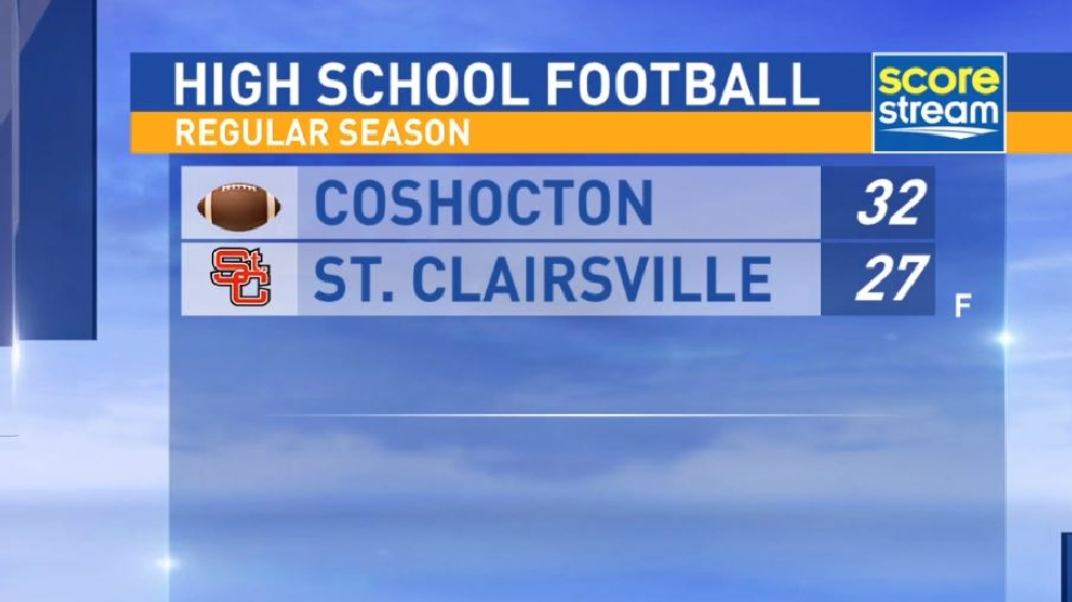 9.2.16 Highlights: Coshocton at St. Clairsville
