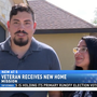 Local veteran awarded new home