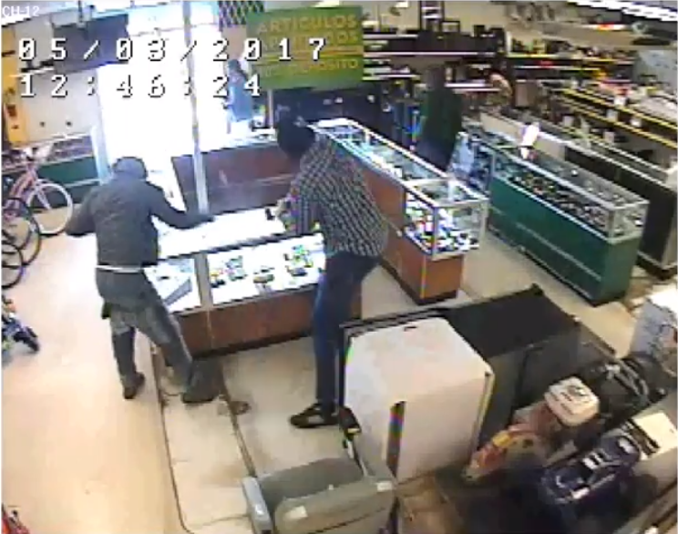 Pawn Shop Robbery In West Palm Beach