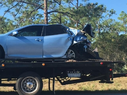 2 killed in fatal crash on I-95 in Vero Beach | WTVX