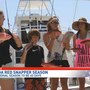 Red snapper season in Florida will last 40 days