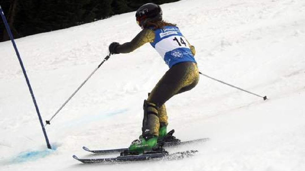 The OISRA State Alpine Skiing Championships March 3rd-4th at Mt Ashland. Andy Atkinson Photo