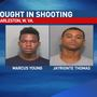 Charleston police say two sought on attempted murder charge in West Side shooting