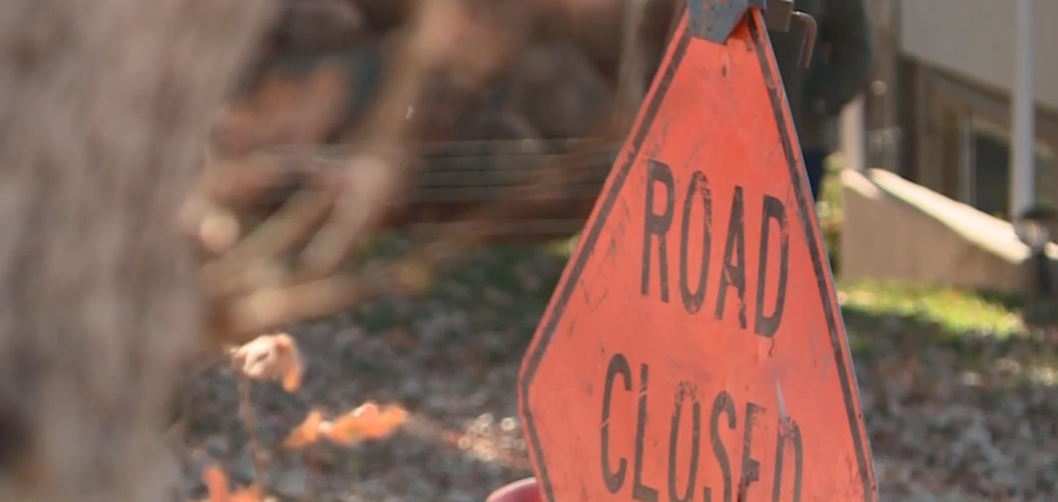 Residents in Fruits Heights are frustrated after construction along Nicholls Road has taken crews much longer than expected. (Photo: KUTV)