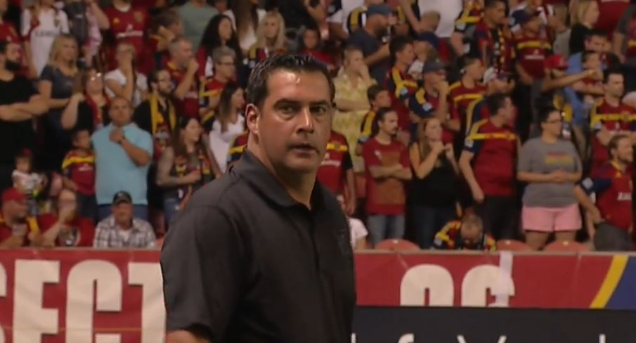 Real Salt Lake fires head coach Jeff Cassar. (Photo: KUTV)