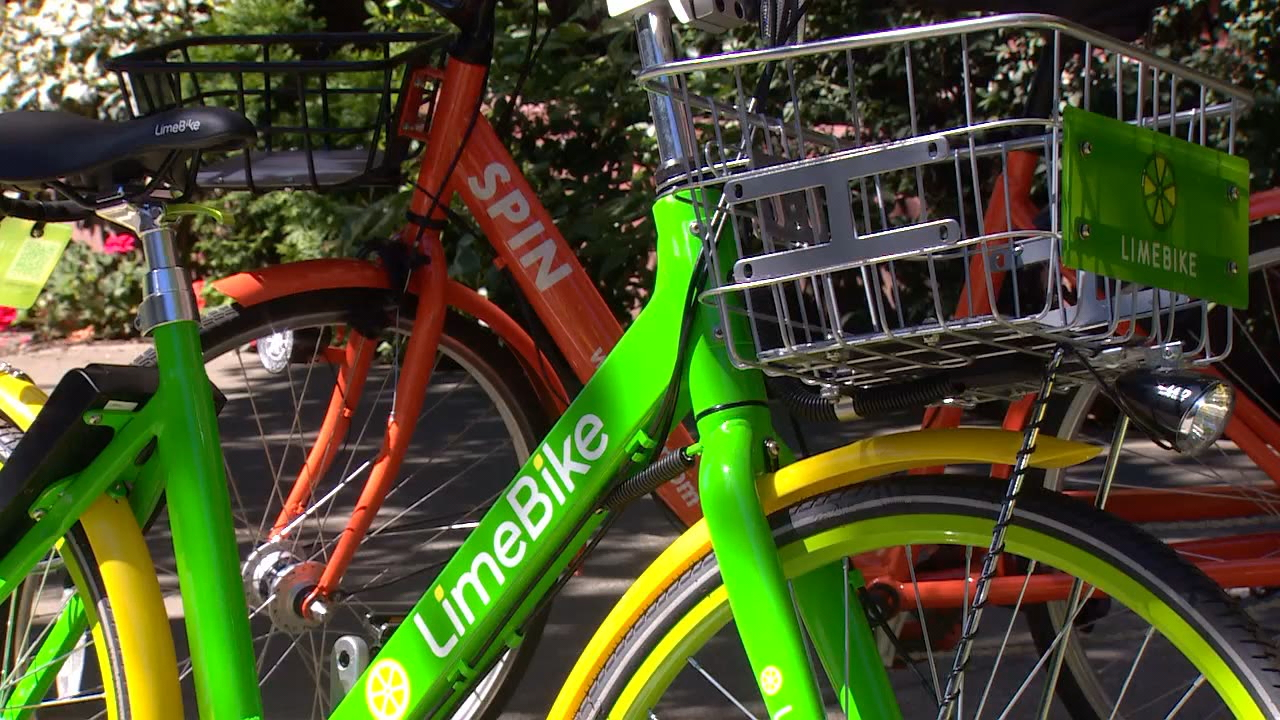 The number of bike shares on Seattle's streets are growing, and some say not fast enough while others want the city to put the brakes on the program. (Photo: KOMO News)