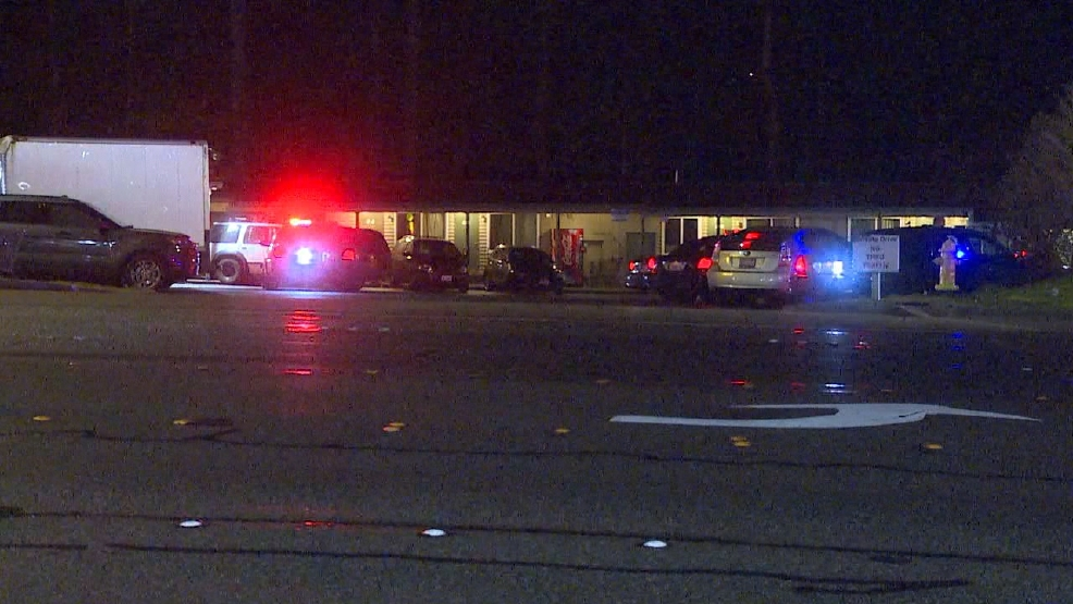 Shots Fired After Violent Robbery At Edmonds Hotel
