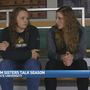 WSU sisters swimming together for final season