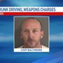 Iowa state lawmaker arrested on OWI and weapons charges