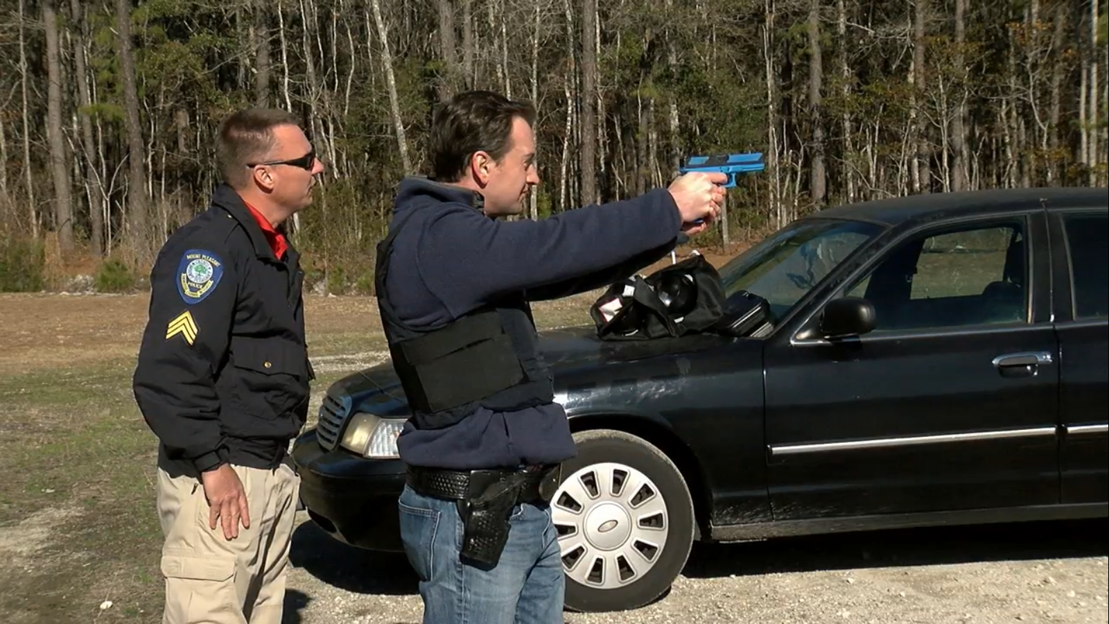 MPPD Weapons Training (WCIV)