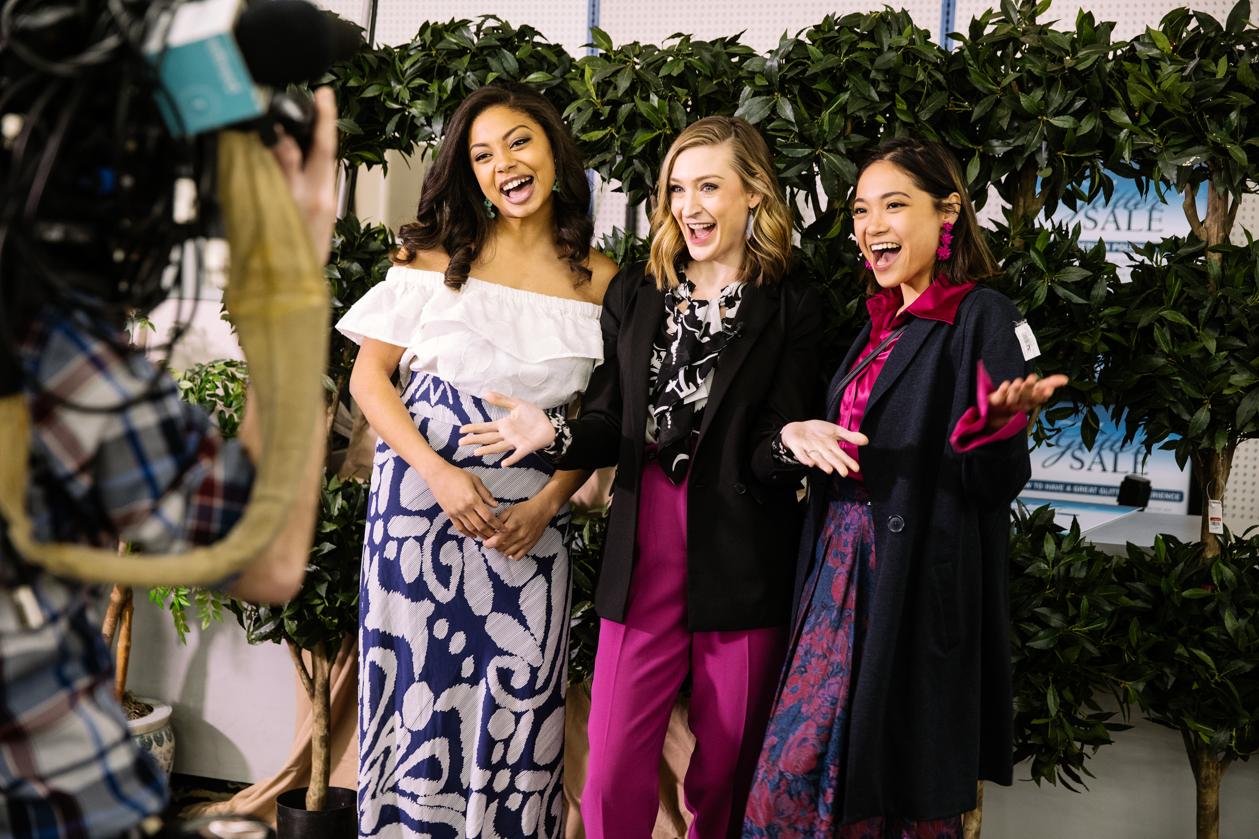 Seattle Goodwill is THE place to score amazing spring looks for less. Darcy Camden from Styled Seattle gave us the scoop on the top four trends for spring and revealed her pro tips for saving even more money while shopping at Seattle Goodwill. (Courtesy Seattle Goodwill)