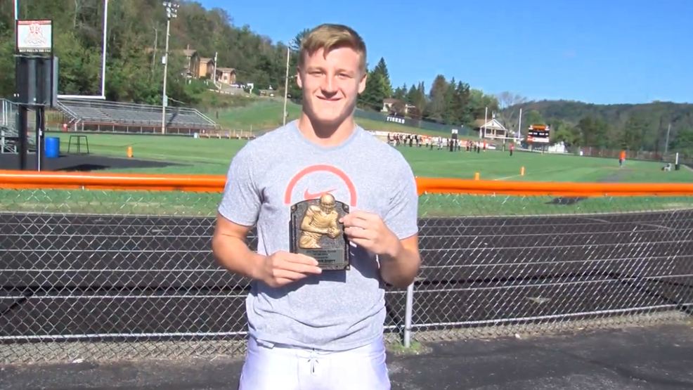 10.17.17 Player of the Week: Connor Banco, Shadyside