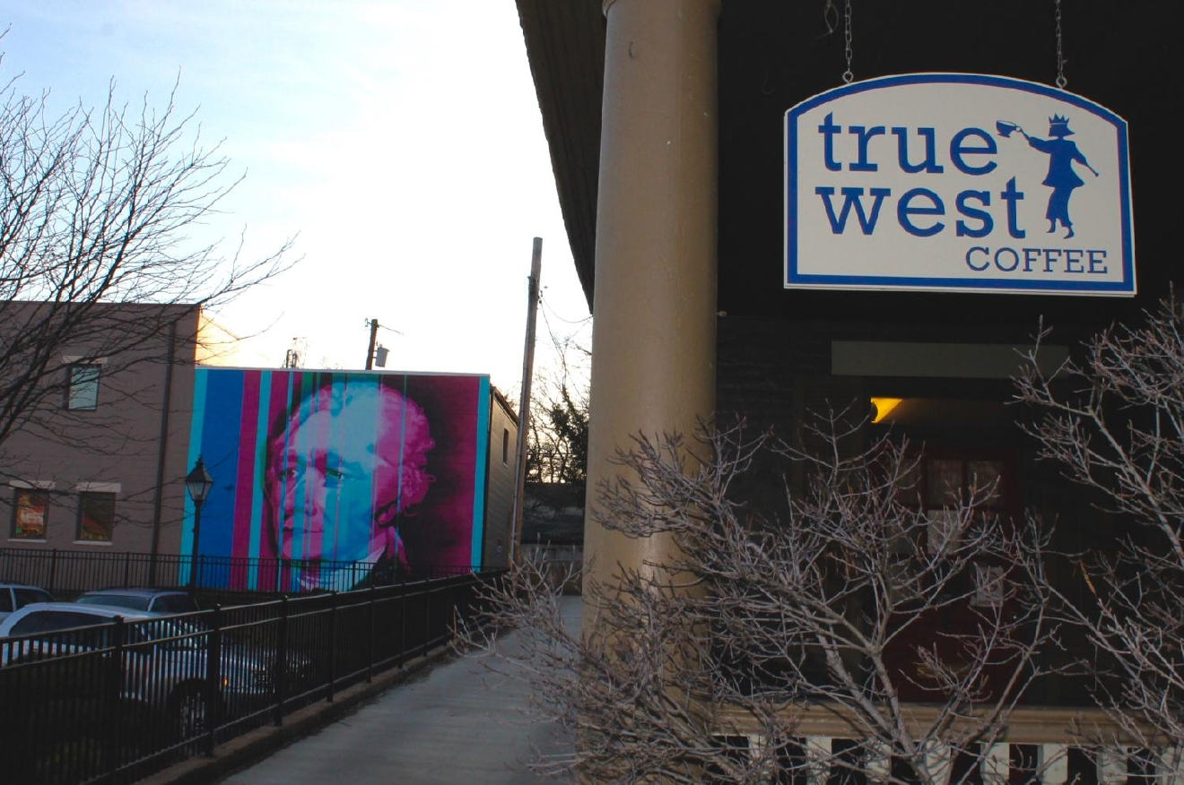 True West is a coffee shop & cafe located in Hamilton. It's open for breakfast, lunch, and dinner. ADDRESSES: 313 Main St., Hamilton, OH 45013 and 221 High St., Hamilton, OH 45011 / Image: Rose Brewington // Published: 2.4.17