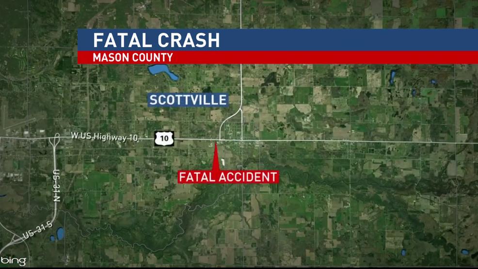 Mason County fatal crash leaves one dead | WPBN