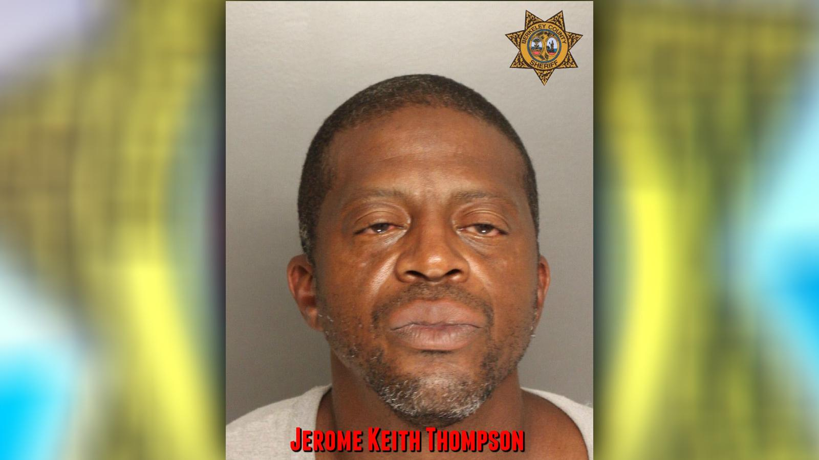 Jerome Keith Thompson (BCSO)