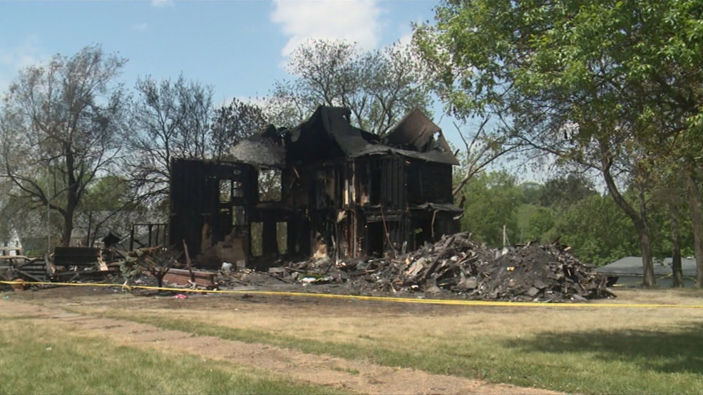 Victim's Stepbrother Charged With Murder in Fatal Guthrie Center Fire