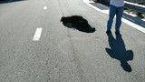 Sinkhole on Truxtun Ave worse than crews thought