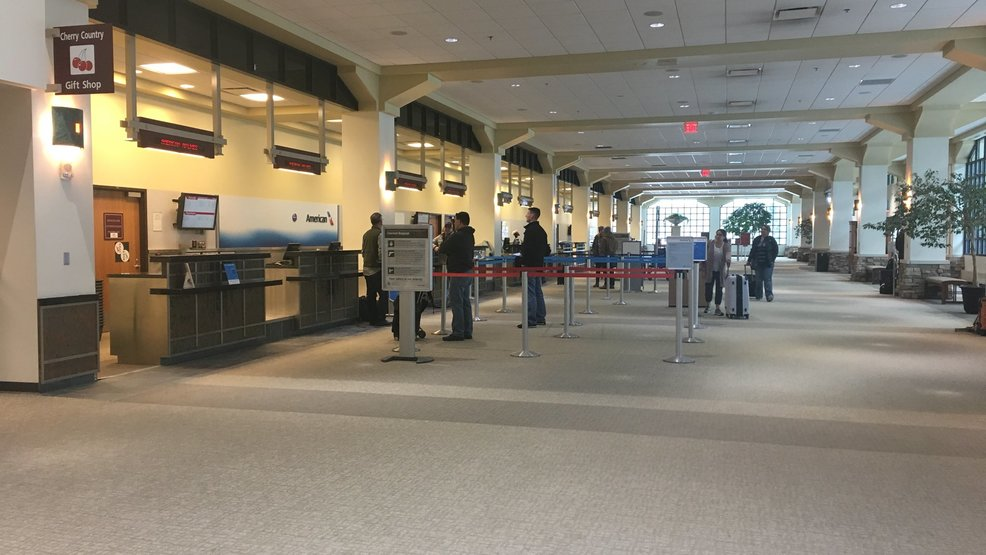 Flights Canceled Out Of Northern Michigan Airports WPBN - Michigan airports