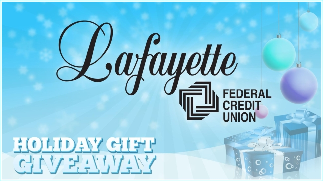 Holiday Gift Guide - Lafayette Federal Credit Union