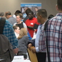 Hundreds crowd summer job fair at MCC