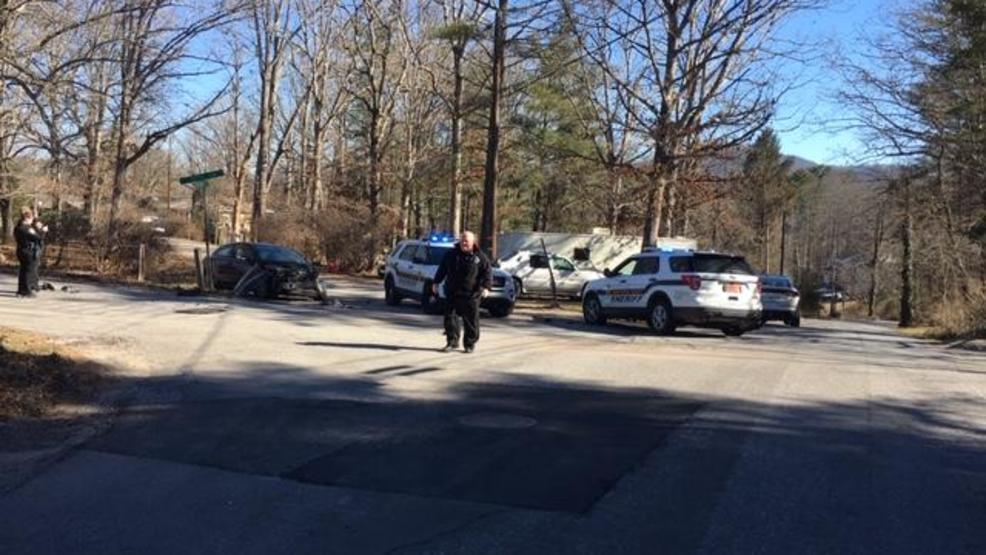 Suspect in custody after Buncombe County high-speed chase
