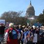 Tulsa teachers finish seven-day March for Education to Capitol