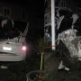 Deputies: DUII driver crashes into Albany house while showing new car to friends