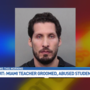 Teacher accused of having sex with 8 students
