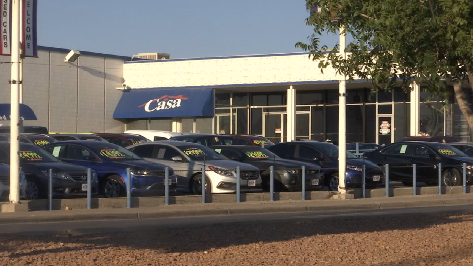 Casa Ford on Montana Avenue. & Names released for five men charged in theft of six vehicles at ... markmcfarlin.com